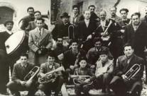 Corpo Bandistico Monteleone 1950